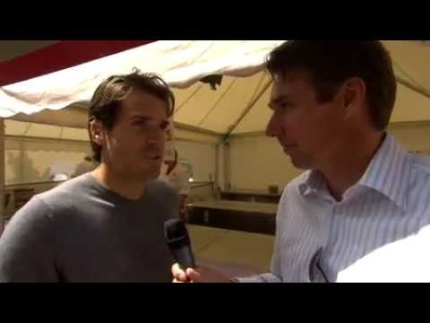 bet-at-home Open 2013 - Interview Tommy Haas