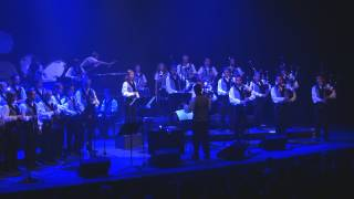 Le Bagad de Vannes au Grand Théâtre de Lorient