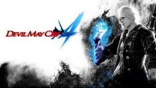 TRAILER INICIAL DO JOGO DEVIL MAY CRY 4 - PC Gameplay