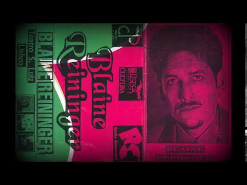 Blaine Reininger | Teatro São Luiz | Lisboa 1994