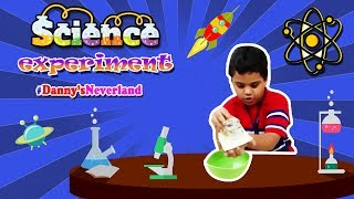 Fun Tricks with Science experiments@School #WhatILearnt #GDGoenka
