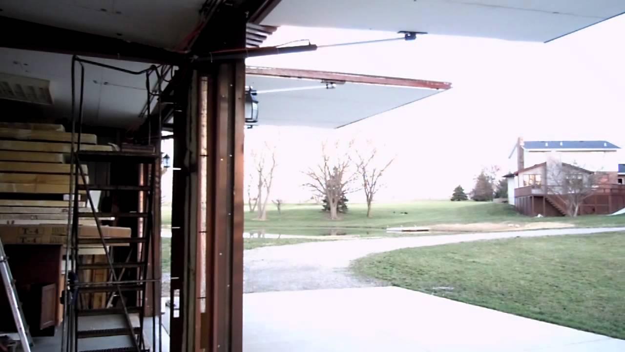 Hydraulic Garage Doors  YouTube