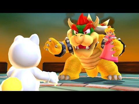 Super Mario 3D Land - #16 Walkthrough