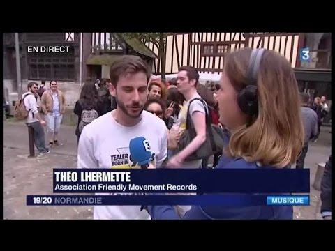 La fête de la musique 2016 sur France 3 Normandie-Rouen