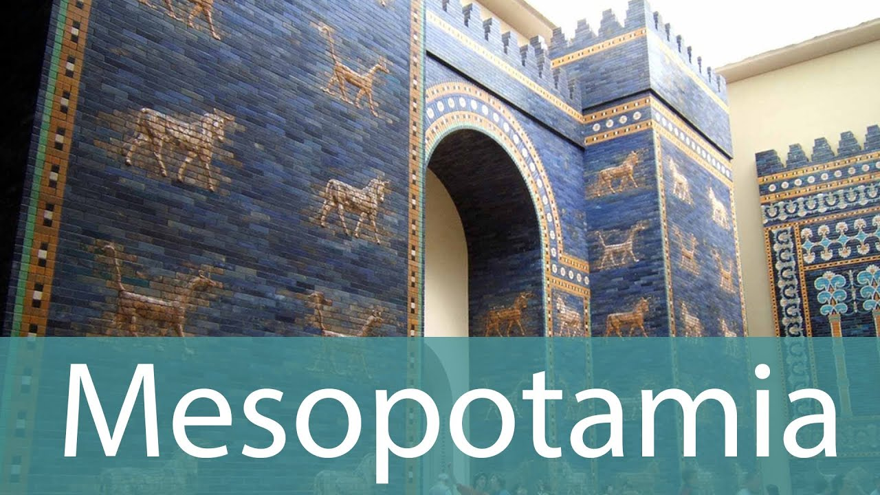 mesopotamia art history overview from phil hansen youtube