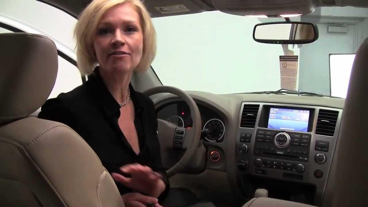 Elegant The New 2012 Nissan Armada PLATINUM Feldmann Nissan Bloomington Minneapolis  MN New Walk Around   YouTube
