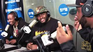 Rasheed Chappell, Rome Streetz & Smoovth   Freestyle   Rap Is Outta Control