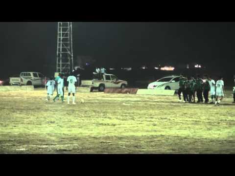 أهداف نادي الشعب على صقر القحمة - الوداد 2