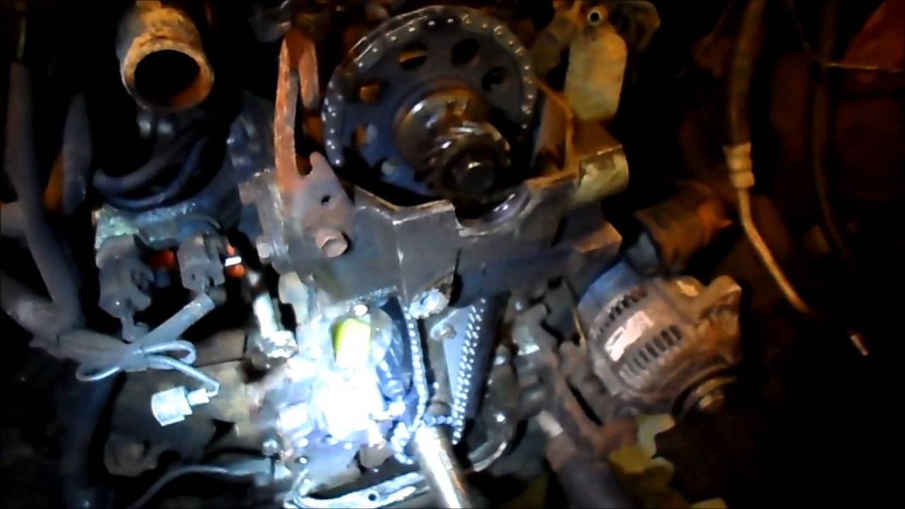Toyota 22R-E Timing Chain Repair Final