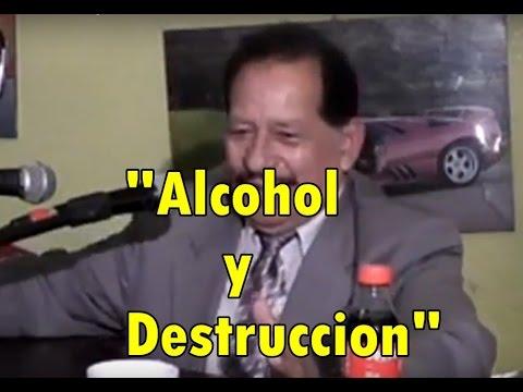 """Agustín Zenea """"El Gallo"""" Alcohol y Destruccion"""