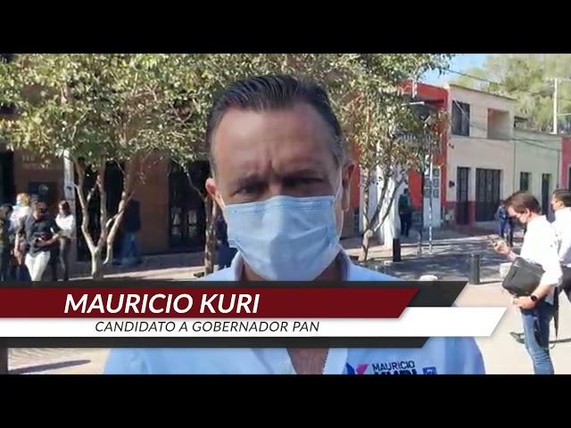 Deplora Kuri ataques al INE