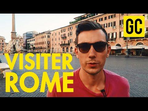 7 CONSEILS pour préparer votre VOYAGE À ROME