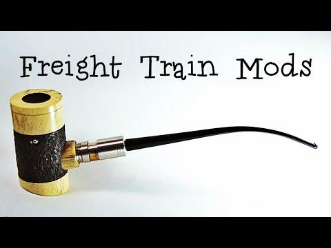Freight train mods
