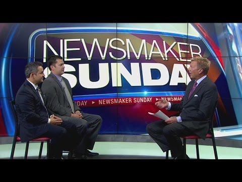 Newsmaker Sunday: Tony Rivero, Carlos Manuel Fu Salcido