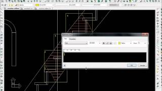 How To Draw Horizontal Laminates For Building Curved Stairs