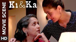 Arjun wants to marry Kareena | Ki & Ka | Movie Scene