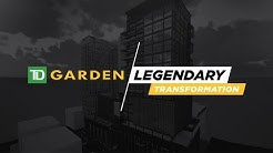 TD Garden Announces Legendary Arena Expansion