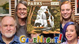 Parks - GameNight! Se7 Ep41