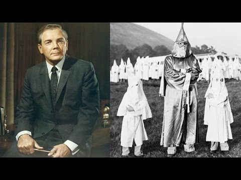 KKK Bribed to Stop Violence By Louisiana Governor