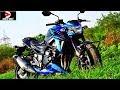 Suzuki GSXS-750 First Ride Review, Walkaround, Exhaust note #Bikes@Dinos