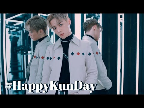 qian kun can do absolutely everything /// #HAPPYKUNDAY