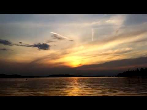 [Time-Lapse] Another Beautiful Sunset in Croatia