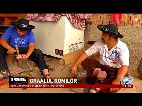 Graalul Romilor