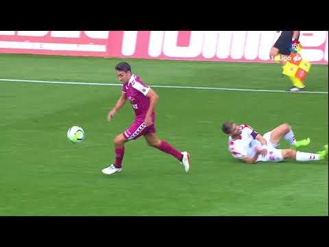 Resumen de Cultural Leonesa vs Real Valladolid (4-4)