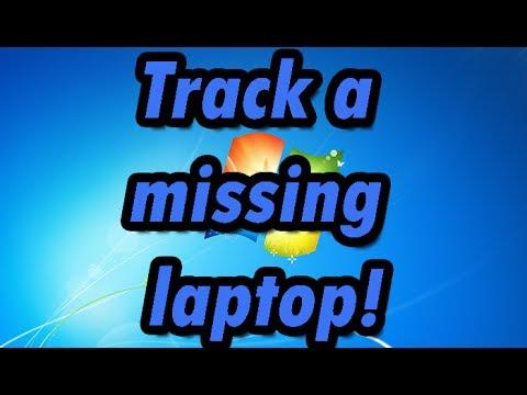 how to get somones ip address from windows 7 laptop