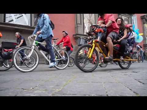 Bikestage per il Napoli Teatro Festival Italia