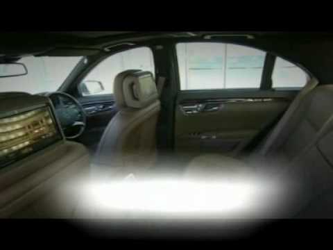 Chauffeur Service - Executive Cars UK.mpg