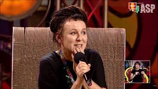 Olga Tokarczuk o szczepionce przeciwko nacjonalizmowi | Akademia Sztuk Przepięknych