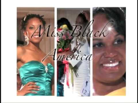 Miss Black America Pageant Philadelphia 2010