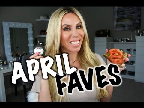 April Favorites! Beauty, Skincare, Fashion & Food | Brianna Stanko