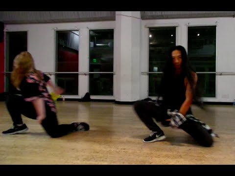 Major Lazer ft.  Ellie Goulding, Tarrus Riley | Powerful | Choreography by Viet Dang