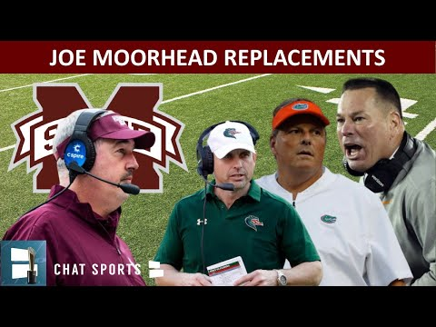 Top 10 Candidates To Replace Joe Moorhead As Next Mississippi State Bulldogs Head Coach In 2020