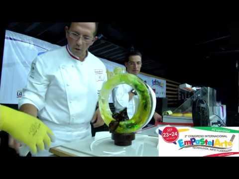 Distribuidora La Costa Congreso internacional de pastelería Empastelarte 2015 show Pascal Molines