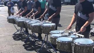 Pulse Percussion 2016 Spanks