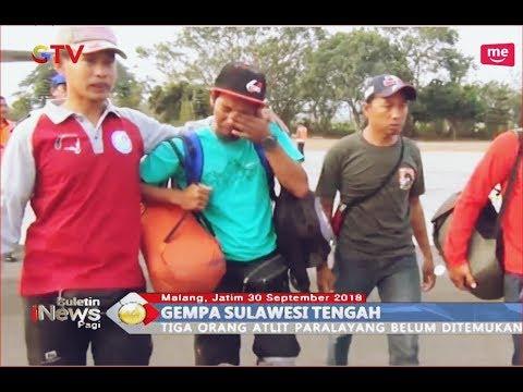 Tiba di Malang, Korban Gempa Palu Menangis Bertemu Keluarga - BIP 01/10 Mp3