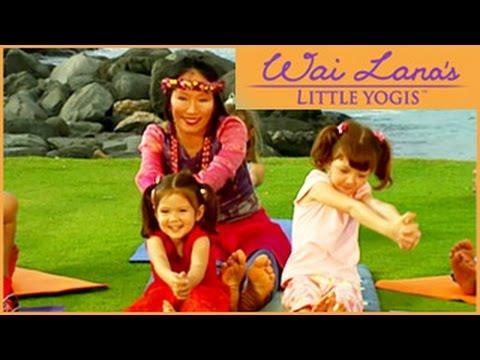 Yoga Exercises for Kids: Making Cake Stretches- Wai Lana ...