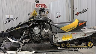 Buying a used snowmobile, DON