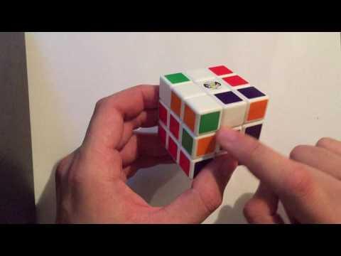 Как собрать кубик Рубика? Пошагово и понятно