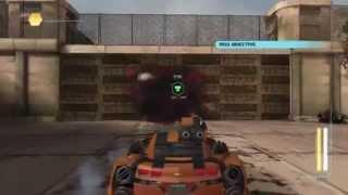 Прохождение Transformers 3- Миссия 1 Часть 1 - Бамблби
