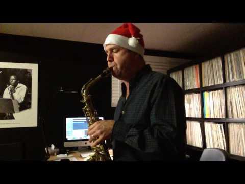 The Christmas Song - alto sax - Dave Marcheterre