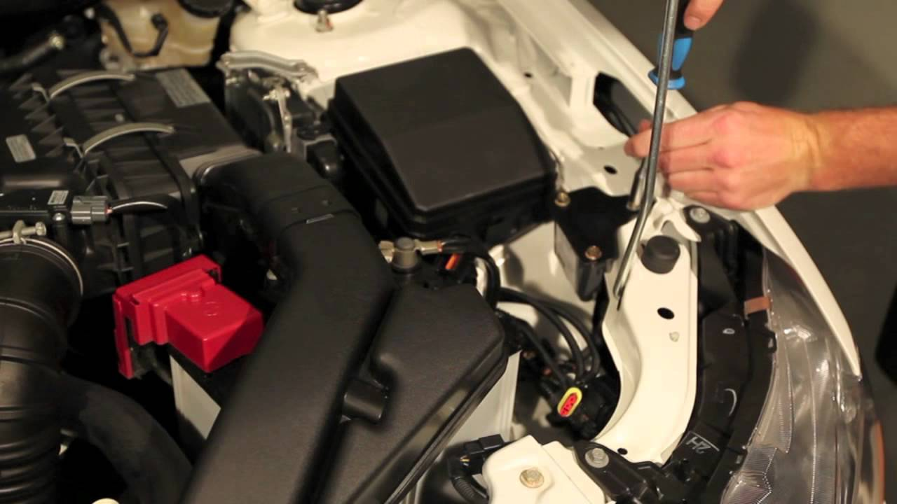 Glow Plug Light >> NSV Mitsubishi Lancer DRL Installation Instruction - YouTube