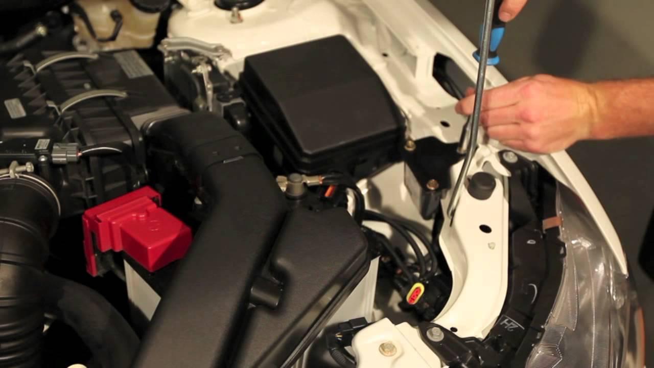 Mitsubishi Starter Wiring Diagram Nsv Mitsubishi Lancer Drl Installation Instruction Youtube