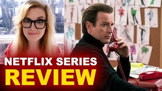 Halston Netflix REVIEW - Ewan McGregor 2021