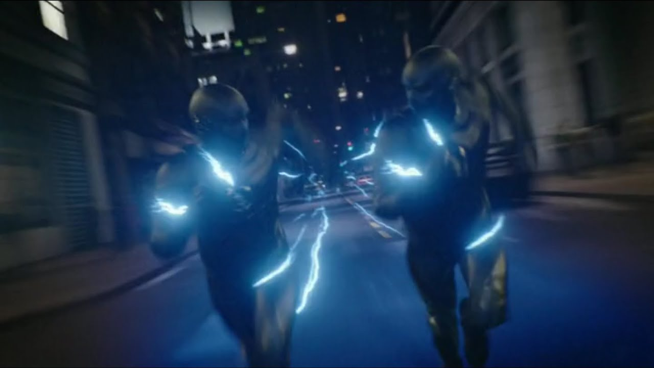 The flash 2x23 finale 2 zoom vs the flash hd youtube - The flash zoom wallpaper ...