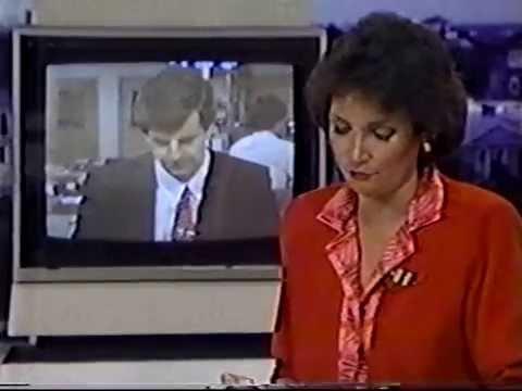 WCBD-TV 6pm News, June 13, 1986