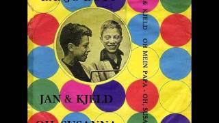 Jan & Kjeld ( Banjo Boy ) ◄► Oh, Susanna ( RARE )